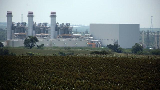 FOTO AMLO: Termoeléctrica de Morelos sigue detenida por amparos (Cuartoscuro/Margarito Pérez)