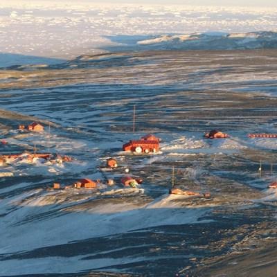 Con 18.3 grados, la Antártida vivió su día más caluroso desde 1961