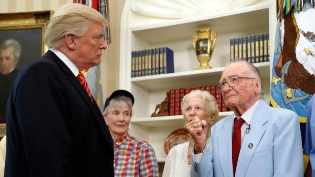 Foto: Muere sobreviviente de Pearl Harbor a los 97 años, 16 de febrero de 2020, (AP)