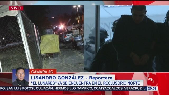 Foto: Video Traslado 'El Lunares Reclusorio Norte 8 Febrero 2020