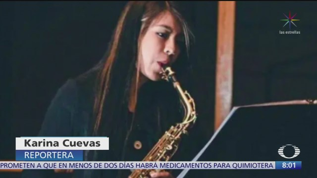 ataque con acido el caso de la saxofonista maria elena ortiz