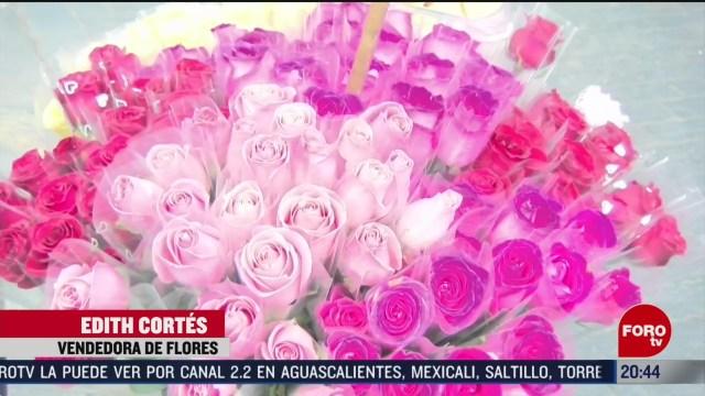 Foto: Atlixco Principales Productores Rosas México 13 Febrero 2020