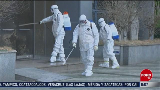 FOTO: 22 Febrero 2020, aumenta a 35 el numero de casos de coronavirus en estados unidos