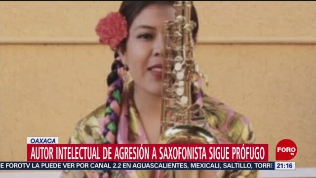Foto: Ataque Saxofonista Prófugo Autor Intelectual 5 Febrero 2020