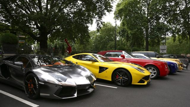 Foto Los conductores de automóviles caros son lo peor estudio 28 febrero 2020