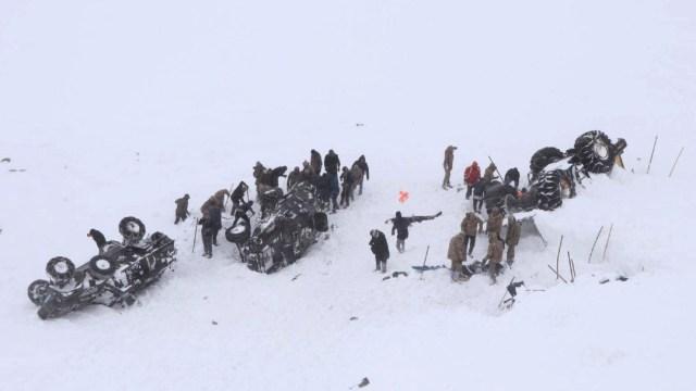 FOTO Avalanchas en Turquía dejan más de 20 muertos (Reuters)