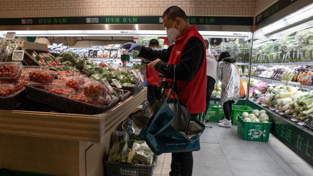 """FOTO: China prohíbe """"completamente"""" el comercio y el consumo de animales salvajes, el 24 de febrero de 2020"""