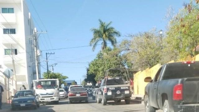 Balacera hoy en Culiacán deja un muerto y un lesionado