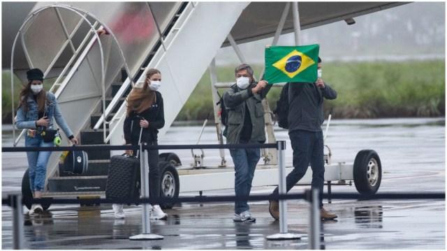 Imagen: Confirma Brasil segunda persona contagiada por coronavirus, 29 de febrero de 2020 (Getty Images)