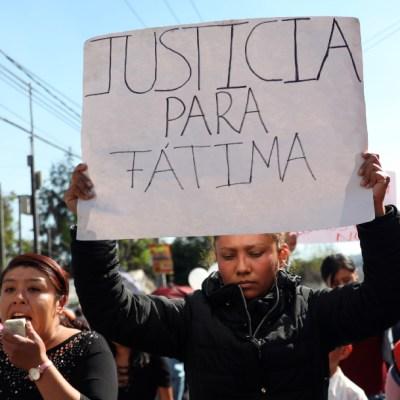 Fátima fue abusada sexualmente, confirma FGJCDMX