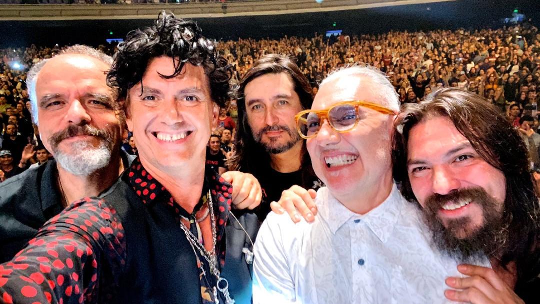 Caifanes cancela conciertos en Ciudad de México y Monterrey