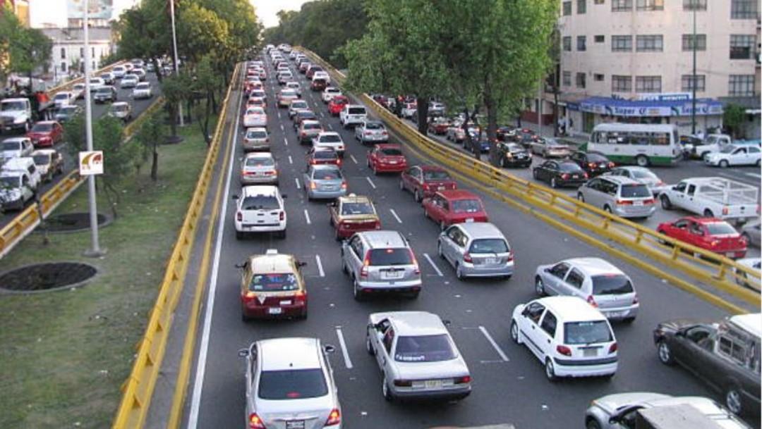 Foto: Este jueves el Hoy No Circula aplica para los automóviles con engomado verde desde las 05:00 hasta las 22:00 horas