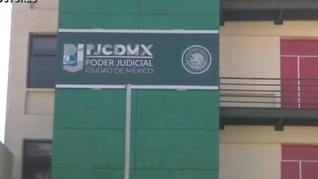 Foto: Realizan audiencia inicial a 'El Lunares' tras nueva detención, 8 de febrero de 2020, (Noticieros Televisa)