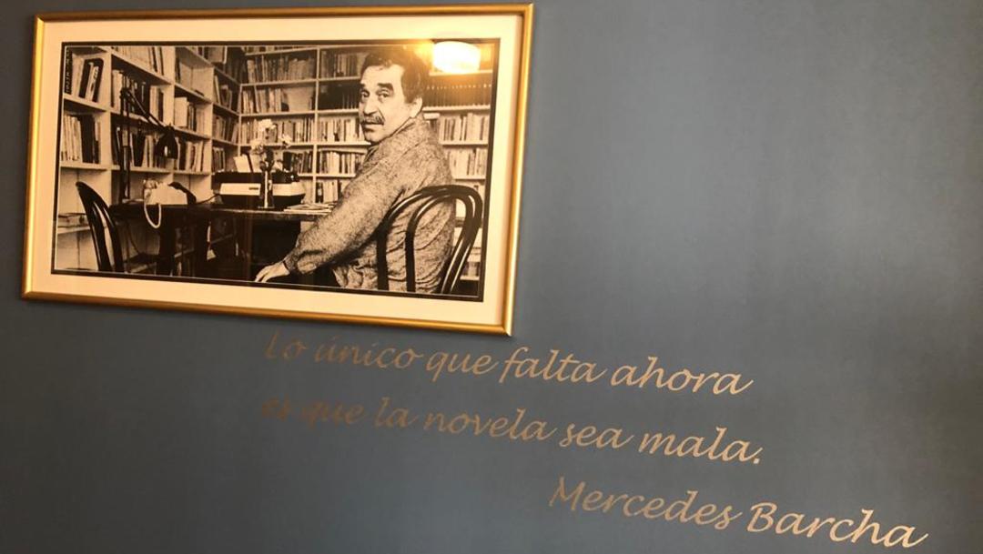 Donan casa en México donde García Márquez escribió