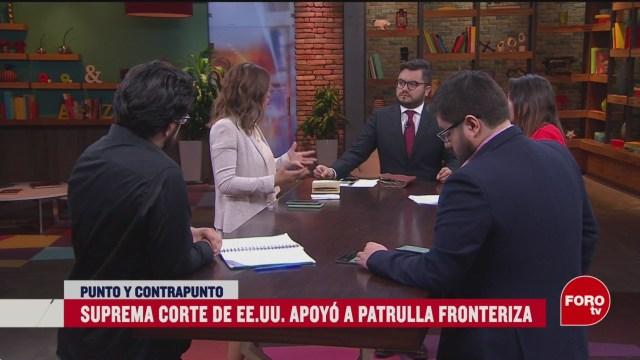 Foto: Caso Sergio Hernández Suprema Corte Eeuu Rechaza Demanda 26 Febrero 2020