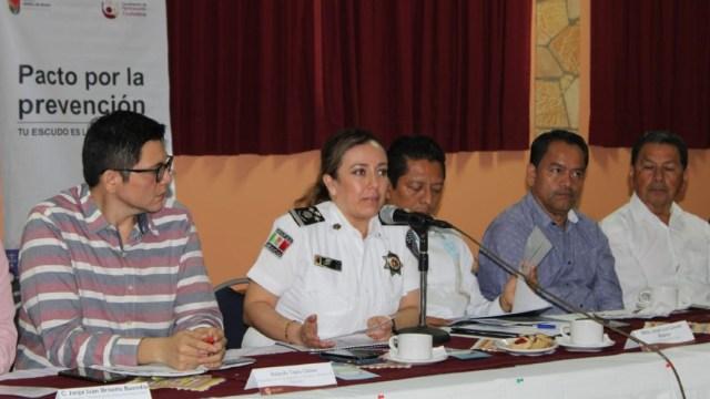 Foto: Autoridades estatales se reunieron con empresarios hoteleros para escuchar sus propuestas y así mejorar la calidad en materia de seguridad que se le ofrece al turismo que llega al estado