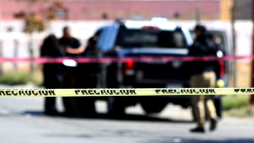Imagen: Los agentes repelieron la agresión y comenzó una persecución, el policía que resultó herido se encuentra fuera de peligro y hasta ahora se desconoce qué grupo criminal perpetró el ataque