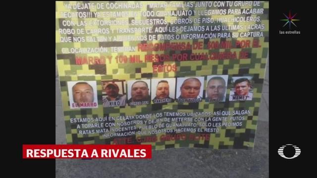 Foto: 10 Febrero 2020Cjng Ofrece Recompensa Información El Marro Foto: 10 Febrero 2020