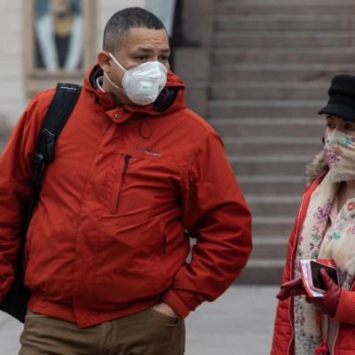 FOTO: Confirman primer caso de coronavirus en Suiza, en frontera con Italia, el 25 de febrero de 2020
