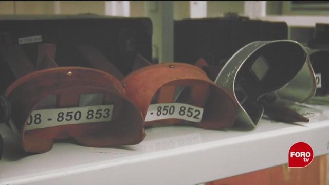 FOTO: 22 Febrero 2020, conoce la coleccion de proyectores de la unam
