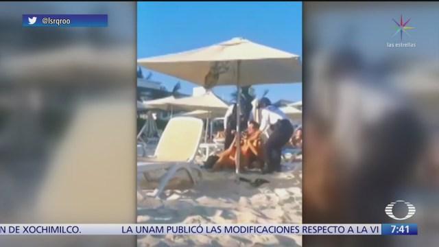 convocan a picnic masivo en playa mamitas donde arrestaron a pareja por no consumir