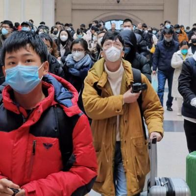 FOTO: OMS: Hay más casos de coronavirus en el mundo que en China, el 26 de febrero de 2020