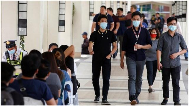 Foto: Se registra en Filipinas la primera muerte por coronavirus fuera de China, 1 de febrero de 2020 (EFE)