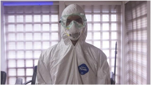 Imagen: Los casos de coronavirus en México ascendieron ya a cuatro, 29 de febrero de 2020 (GABRIELA PÉREZ MONTIEL / CUARTOSCURO.COM)