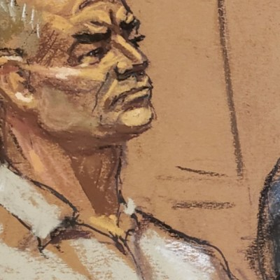 IMAGEN Corte de Nueva York rechaza oferta de fianza de 1 mdd de García Luna (Reuters)