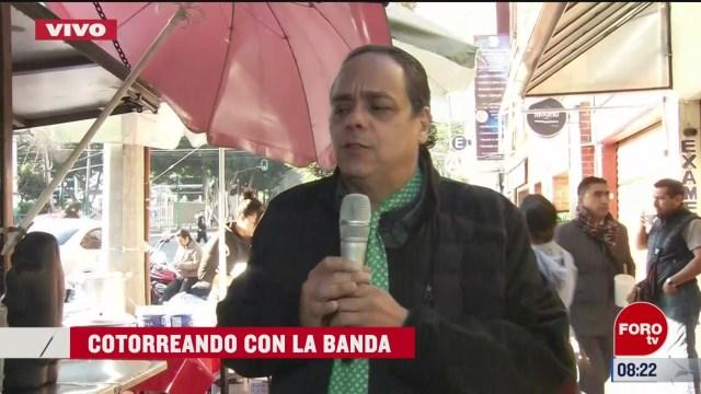 #CotorreandoconlaBanda: 'El Repor' suelto en la CDMX