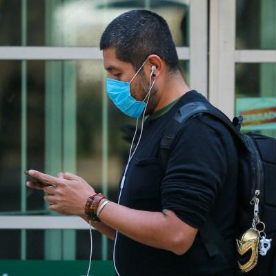 Barba y bigote aumentan riesgo de contagio de Coronavirus COVID-19