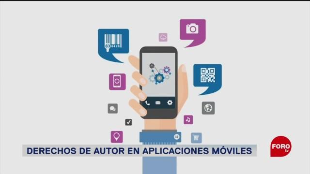 FOTO: derechos de autor y proteccion de app moviles