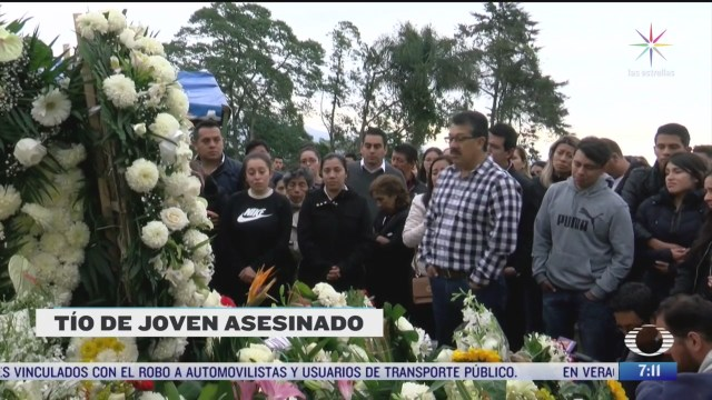 despiden con funeral en xalapa al estudiante de veracruz asesinado en huejotzingo