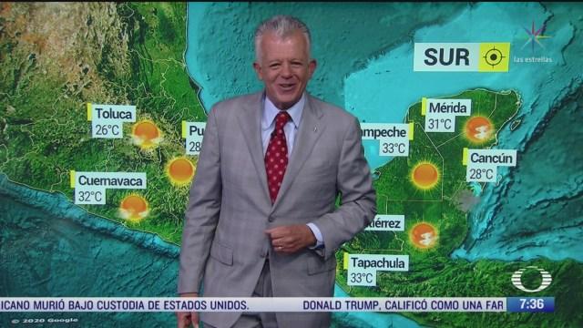 despierta con tiempo vientos fuertes al norte de mexico por frente frio