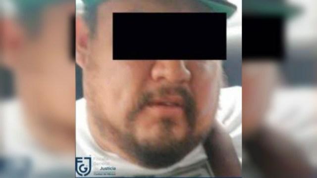 """FOTO: Detienen al """"Huevo Brujo, presunto criminal ligado a La Unión Tepito, el 02 de febrero de 2020"""