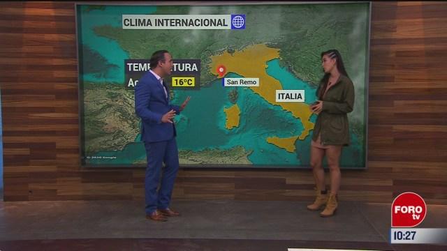 el climaenexpreso internacional del 20 de febrero del