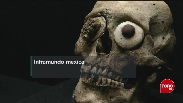 FOTO: 23 Febrero 2020, el inframundo en las culturas prehispanicas