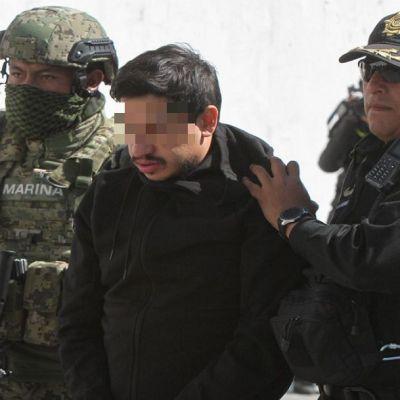 'El Lunares', líder de la Unión Tepito, es trasladado al penal del Altiplano