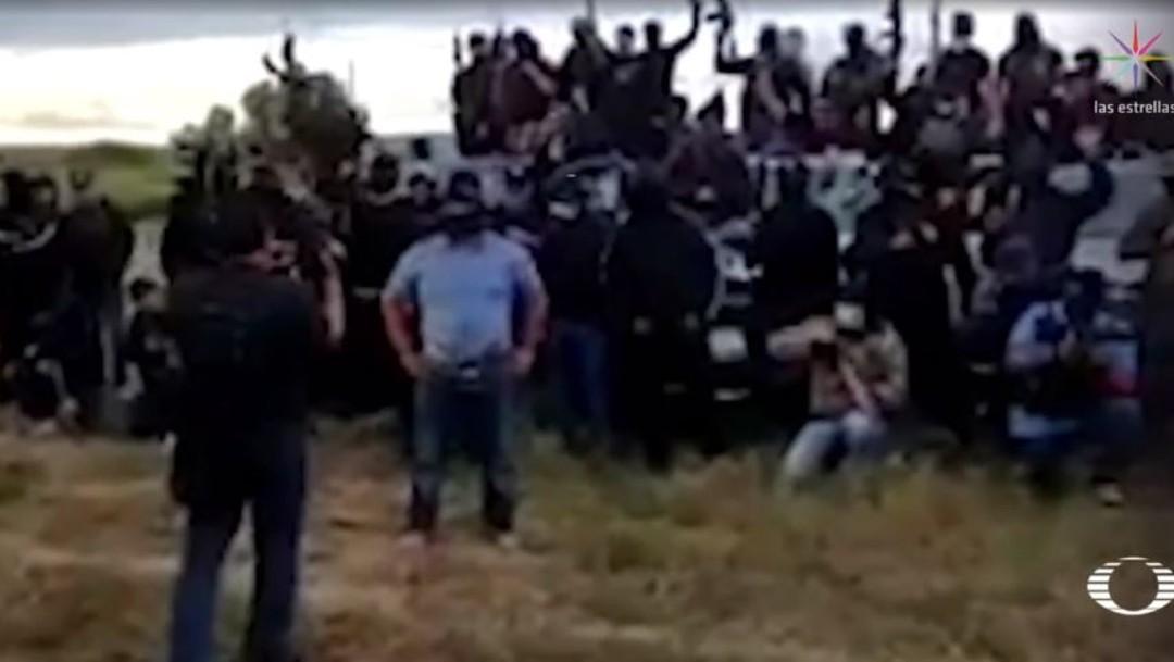 'El Marro' sigue enviando videos intimidatorios a oponentes