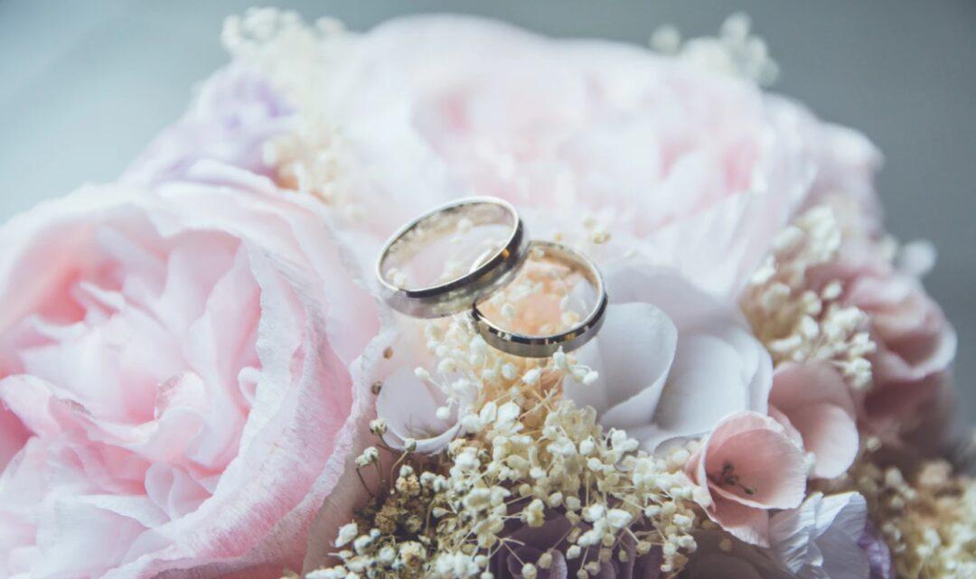 14 de febrero de 2020, elementos de una boda (Imagen: Unsplash)
