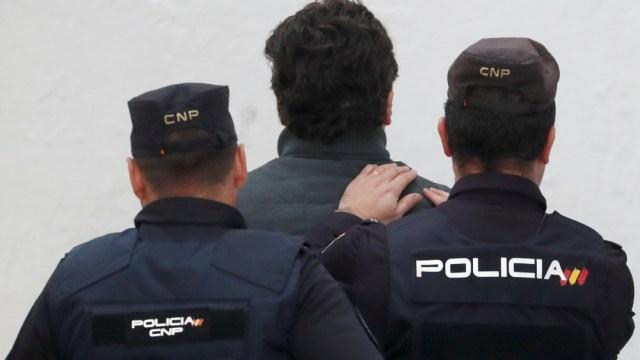 FOTO Dictan prisión provisional incondicional a Emilio Lozoya, en España (Reuters)