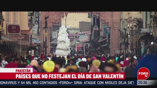 Foto: Lugares No Festejan Día Amor Amistad 14 Febrero 2020
