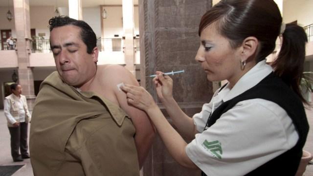 Campaña de vacunación influenza 2020