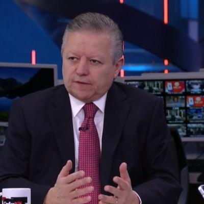 Arturo Zaldívar, presidente de la SCJN, explica reforma al Poder Judicial, en Despierta