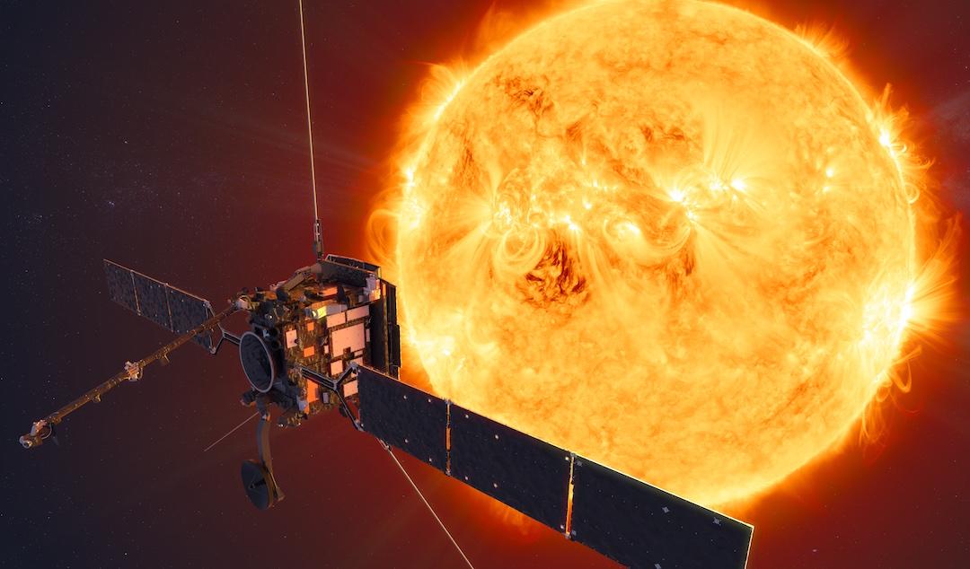 Solar Orbiter: la nave que tomará fotos a los polos solares
