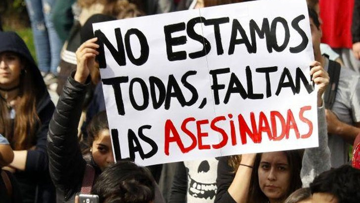 Foto: Alistan marchas el 14 de febrero por feminicidio de Ingrid Escamilla, 12 de febrero de 2020, (Twitter @Ricardo__Albo)