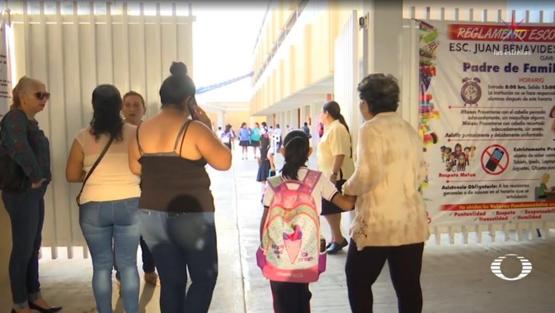 Foto: Las repercusiones tras la desaparición y muerte de Fátima, en la Ciudad de México, llegaron hasta escuelas de Chiapas, donde los padres y maestros están tomando decisiones de cómo cuidar a los menores a la salida de las escuelas
