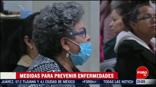 Foto: Recomendaciones Medidas Prevenir Coronavirus México 27 Febrero 2020