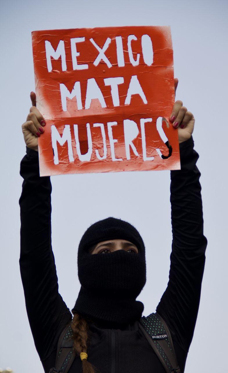 Foto: México mata mujeres. Cuartoscuro