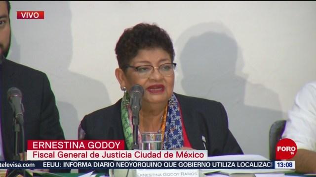 FOTO: fgjcdmx presenta el plan de politica criminal de la ciudad de mexico